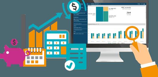 Bénéfices clients du logiciel de lettrage comptable